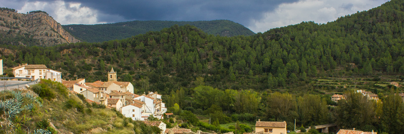 Olba, Teruel.