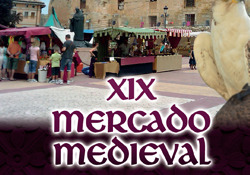 Cartel de la Feria Medieval de Berlanga de Duero