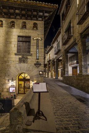 Hotel-Cardenal-Ram-Morella-Castellón
