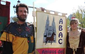 Miembros de la Asociación Burgalesa Amigos del Caballo