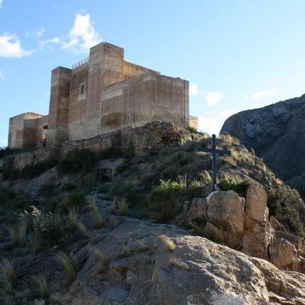 Castillo de Cox, Alicante / ALC.