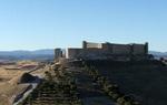 """Castillo de Jadraque, conocido como el """"castillo del Cid"""", en Guadalajara / ALC."""