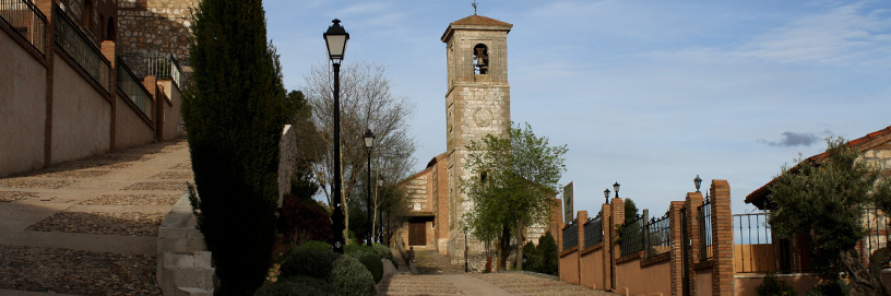 Iglesia de Hita, Guadalajara.