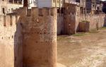 Murallas de Alzira, de origen islámico / València Terra i Mar.