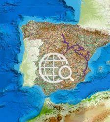 Visor cartográfico del Camino del Cid