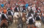 La fiesta de la Entrada de Toros y Caballos de Segorbe, en Castellón, está declarada de Interés Turístico Internacional / Juan Francisco Bascón.