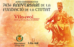 La localidad celebra durante estos días el 743 aniversario de la fundación de la ciudad