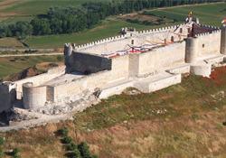 El Castillo del Cid en Jadraque, Guadalajara