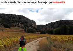 Recomendación del blog conalforjas.com por el Camino del Cid