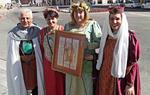 La Asociación Vivar Cuna del Cid (Vivar del Cid, Burgos) se llevó el galardón en 2013 por el desarrollo de las Jornadas Cidianas