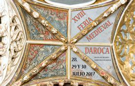 Feria Medieval de Daroca, del 28 al 30 de julio