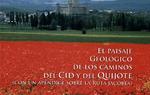 """Portada de """"El paisaje geológico de los caminos del Cid y del Quijote"""""""