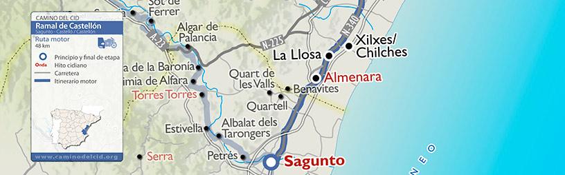 Cabecera mapa Motor Ramal-Castellón