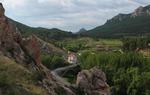 Parque Cultural del Río Martín, en Teruel / ALC.