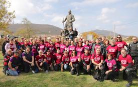 Participantes de la última edición en El Poyo del Cid, Teruel