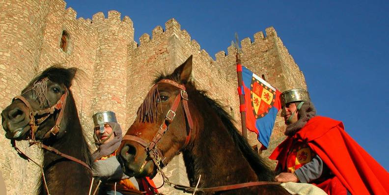Las Jornadas Medievales de Sigüenza se celebrarán del 6 al 8 de julio (Foto: Asociación Medieval Seguntina)