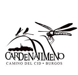 Sello de Cardeñajimeno, en Burgos