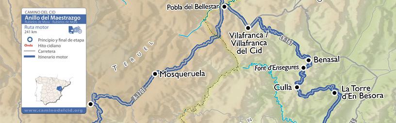 Cabecera mapa Motor Anillo-del-Maestrazgo