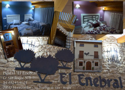 Hostal--El-Enebral-Hortezuelos-Burgos