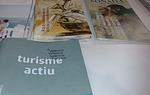 Los folletos del Camino del Cid que contienen las rutas que atraviesan la Comunitat Valencina