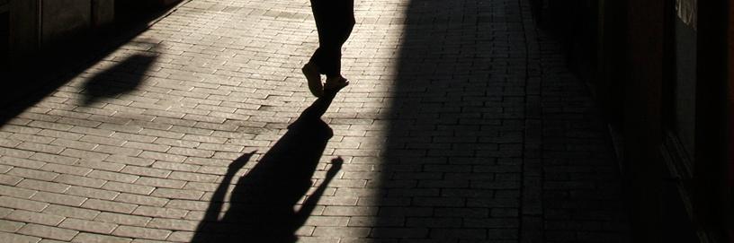 Caminando, Molina de Aragón, Guadalajara.