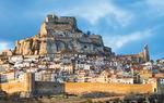 Morella, Castellón. El Cid recorrió los territorios del Maestrazgo en diversas ocasiones / Diputación de Castellón.