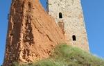 Murallas de Daroca: según el Cantar la ciudad islámica pagó tributos al Cid / ALC.