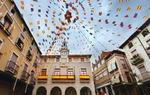 Fiestas populares en San Esteban de Gormaz, Soria / Guillermo Quintanilla.