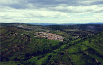 Portell de Morella entre terrazas de cultivo / Gontzal Largo