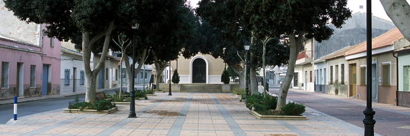 Granja de Rocamora, Alicante.