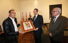 Acto de entrega del VIII Premio Álvar Fáñez Camino del Cid