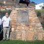 Antonio Utrera y Gerardo Alcañiz en El Poyo del Cid, Teruel (Imagen: Víctor Utrera)
