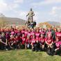 Participantes de la �ltima edici�n en El Poyo del Cid, Teruel