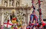 Fiesta de la La Mare de Déu de la Salut en Algemesí (Valencia), declarada por UNESCO Patrimonio de la Humanidad / / Museu Valencià de la Festa de Algemesí.