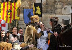 Las Bodas de Isabel de Segura tendrán lugar del 16 al 19 de febrero