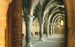 El refectorio de los Conversos. Monasterio de Santa María de Huerta, Soria / Juan Antón Oliva