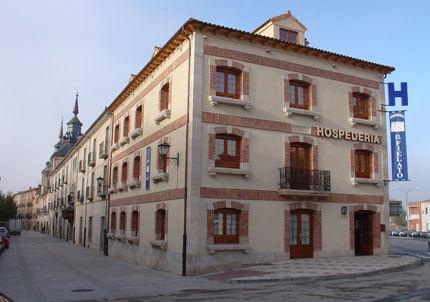 Hospedería-El-Fielato-El-Burgo-de-Osma-Soria