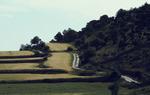 Camino de La Mata a Bordón, cerca de Olocau / Gontzal Largo