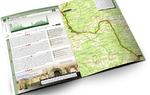 Las topoguías senderistas del Camino del Cid ofrecen completa información en ruta.