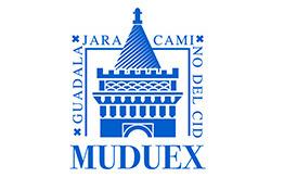 Sello de Muduex, en Guadalajara
