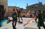 Los abanderos del Cid desfilarán durante las fiestas (Imagen: Visit Monforte)