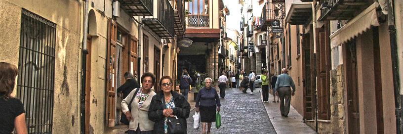 Morella, Castellón.