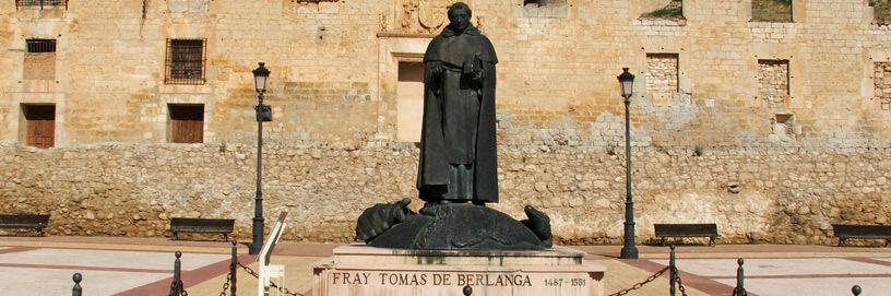Berlanga de Duero, Soria.