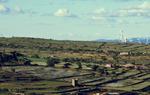 Terrazas de cultivo en Cantavieja / Gontzal Largo