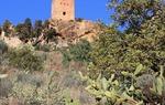Torre defensiva en Almenara, Castellón. El Cid conquistó Almenara en 1098 tras tres meses de asedio / ALC.