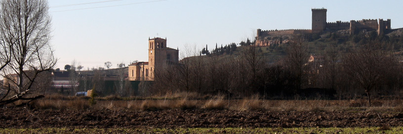 Peñaranda de Duero, Burgos.