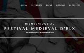 El Festival Medieval de Elche (Alicante) tendrá lugar del 26 de octubre al 1 de noviembre
