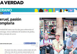 """Imagen del reportaje """"Teruel. Pasión Templaria"""""""