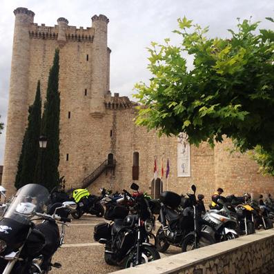 La ruta recorrerá buena parte del Camino del Cid a su paso por la provincia de Guadalajara