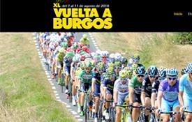 La Vuelta a Burgos se celebrará del 7 al 11 de agosto